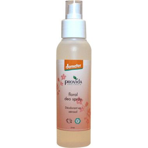 Provida Organics Floral Deo Spray