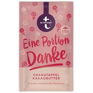 T By Tetesept Eine Portion Danke Fürdősó