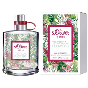 S.Oliver Tropical Flowers EDT