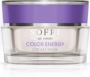 Sofri Color Energy Cream Mask Indigo Lilac