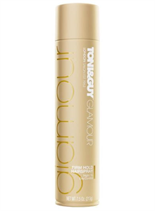 Toni & Guy Glamour Firm Hold Hairspray