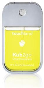 Touchland Kub2go Kézfertőtlenítő - Vanilia