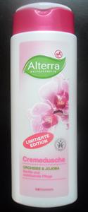 Alterra Krémtusfürő Orchidea és Jojoba