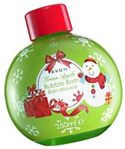 Avon Green Apple Habfürdő