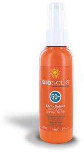 Biosolis Napvédő Krémspray SPF50+