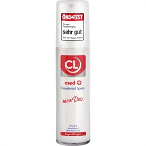 CL Med Hipoallergén Pumpás Deo Érzékeny Bőrre