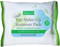 Beauty Formulas Eye Make-Up Remover Pads