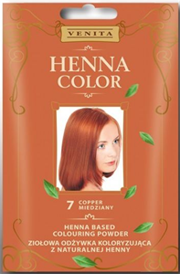 Venita Henna Color Henna Based Colouring Powder