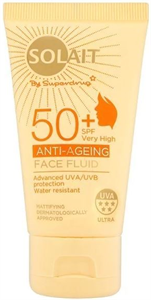 Solait Anti-Ageing Face Fluid SPF50+