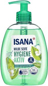 Isana Hygiene Aktiv Green Tea Folyékony Szappan