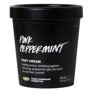 Lush Pink Peppermint Lábápoló Krém
