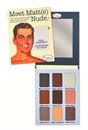 the Balm Meet Matt(E) Nude Eyeshadow Palette