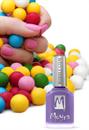 Moyra Bubble Gum Effect Körömlakk
