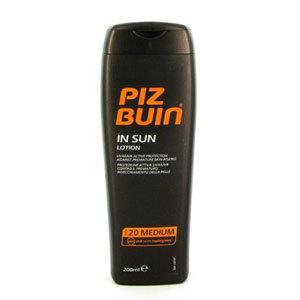 Piz Buin In Sun Lotion SPF20