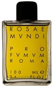 Profumum Roma Rosae Mundi
