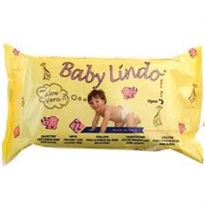 Stenago-Baby Lindo Nedves Törlőkendő