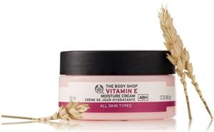 The Body Shop E Vitaminos Nappali Arckrém