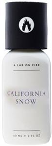 A Lab On Fire California Snow