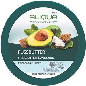 Aliqua Fussbutter Sheabutter & Avocado