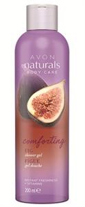 Avon Naturals Füge Bőrnyugtató Tusfürdő