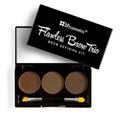 BH Cosmetics Flawless Brow Trio Szemöldök Paletta