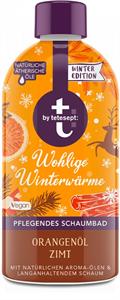Tetesept schaumbad Wohlige Winterwärme Narancsolaj Fahéj