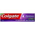 Colgate Maximum Cavity Protection Fresh Mint Fogkrém Cukor Sav Semlegesítővel