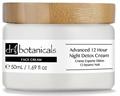 dr Botanicals Advanced 12-Hour Éjszakai Detox Arckrém