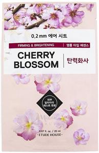 Etude House 0.2 Therapy Air Mask Cherry Blossom - Feszesítő Fátyolmaszk