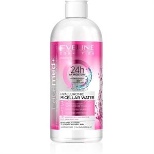 Eveline Cosmetics Hialuronsavas Micellás Víz 3 az 1-ben