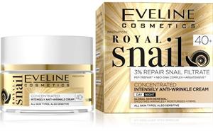 Eveline Royal Snail 40+ Nappali és Éjszakai Arckrém