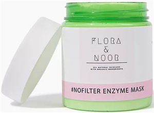 Flora & Noor #Nofilter Enzyme Mask