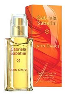 Gabriela Sabatini Latin Dance EDT