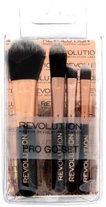 Makeup Revolution Pro Go Mini Ecsetkészlet