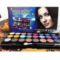Miss Rose Shiny 24 Colours Wet Palette