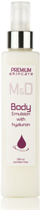 Mother & Daughter Body Emulsion With Hyaluron