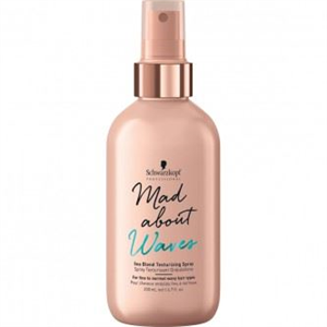 Schwarzkopf Professional Mad About Waves Sea Blend Texturizing Spray