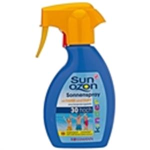 Sun Ozon Sonnenspray Kinder 30 Hoch