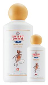 Swissological Baby Babakrémfürdő