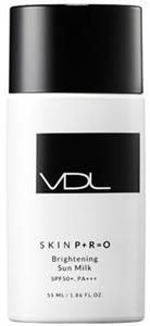 VDL Skin P+R=O Brightening Sun Milk SPF50+ / PA+++