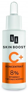 AA Skin Boost 8% C-Vitamin + Acerola Szérum