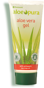 Aloe Pura Aloe Vera Gél Teafa Olajjal