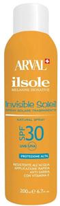 Arval Swiss Soleil Napvédő Spray SPF30