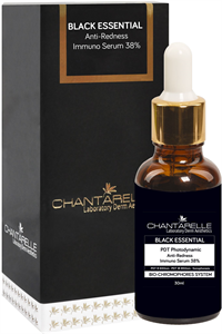 Chantarelle Black Essential Anti-Redness Immuno Szérum