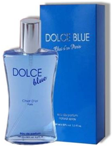 Chat D'or Dolce Blue EDP