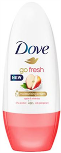 Dove Go Fresh Apple & White Tea Golyós Deo