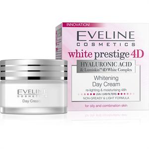 Eveline White Prestige 4D Fehérítő Nappali Krém