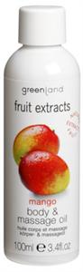 Greenland Fruit Extracts Masszázsolaj Mango