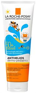 La Roche-Posay Anthelios Dermo-Pediatrics Napvédő Tej-Gél Gyermekeknek Nedves Vagy Száraz Bőrre Spf50+