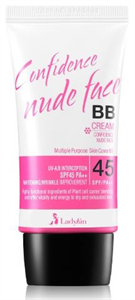 Ladykin Confidence Nude Face BB Cream SPF45 / Pa++